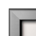 32mm Lockable Snap Frames - Grey