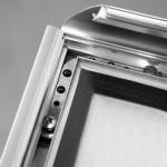 Weather Resistant Snap Frames