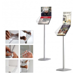 Decorative Brochure Stands PLUS