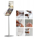 Decorative Brochure Stand PLUS - Portrait